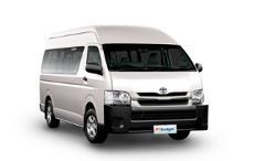 12 Seat Bus Auto
