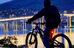 Hobart Sightseeing eBike Guided Tour