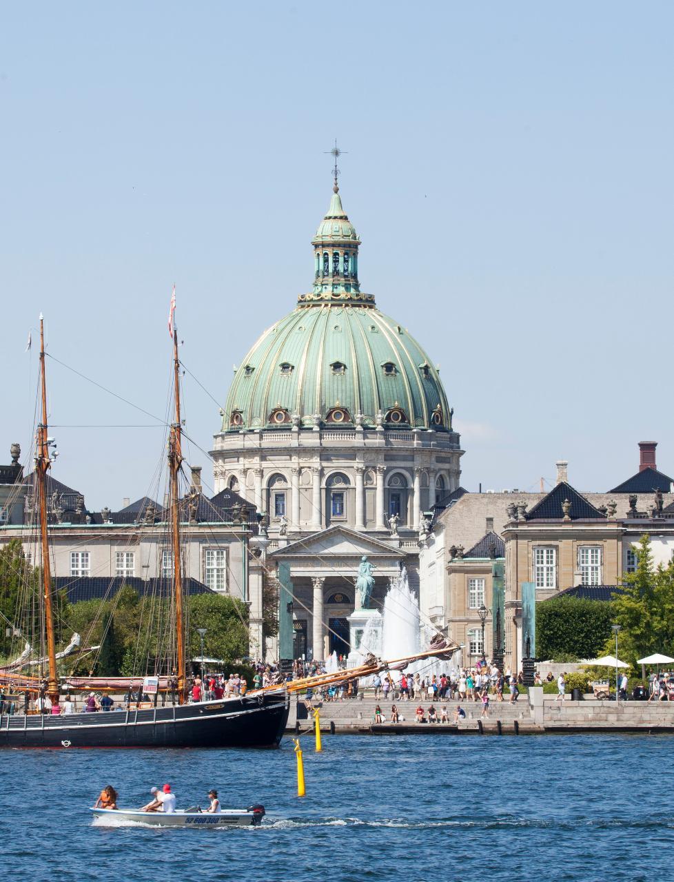Grand Inner City Tour in Copenhagen