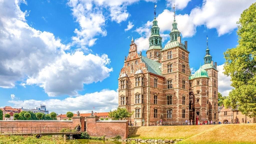 Rosenborg rundvisning
