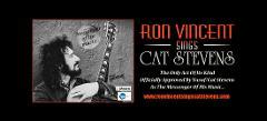 Cat Stevens ( Ron vincent Sing Cat Stevens