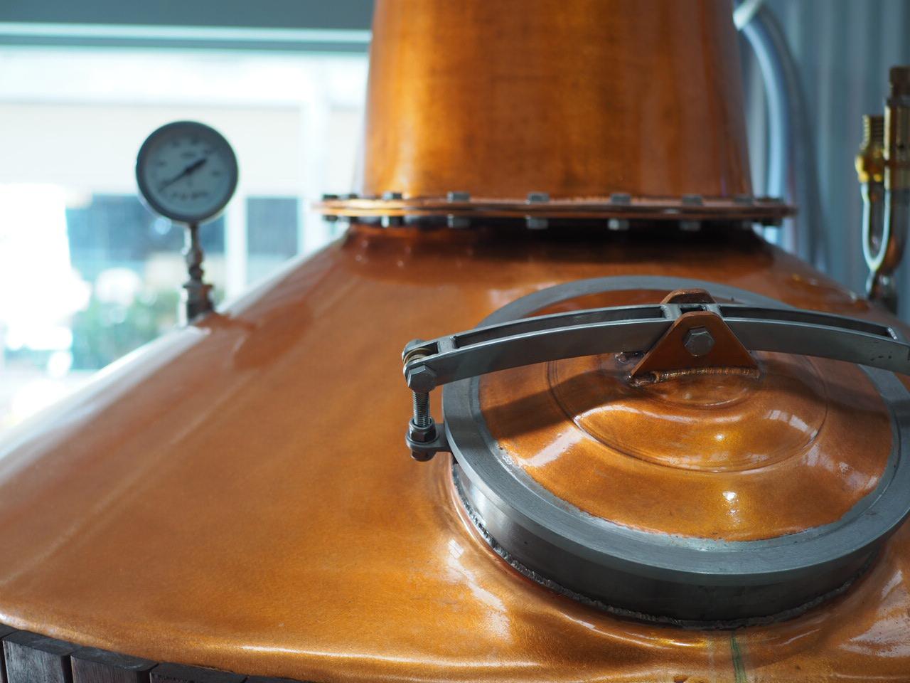 Albany  Distillery Tour & Tasting