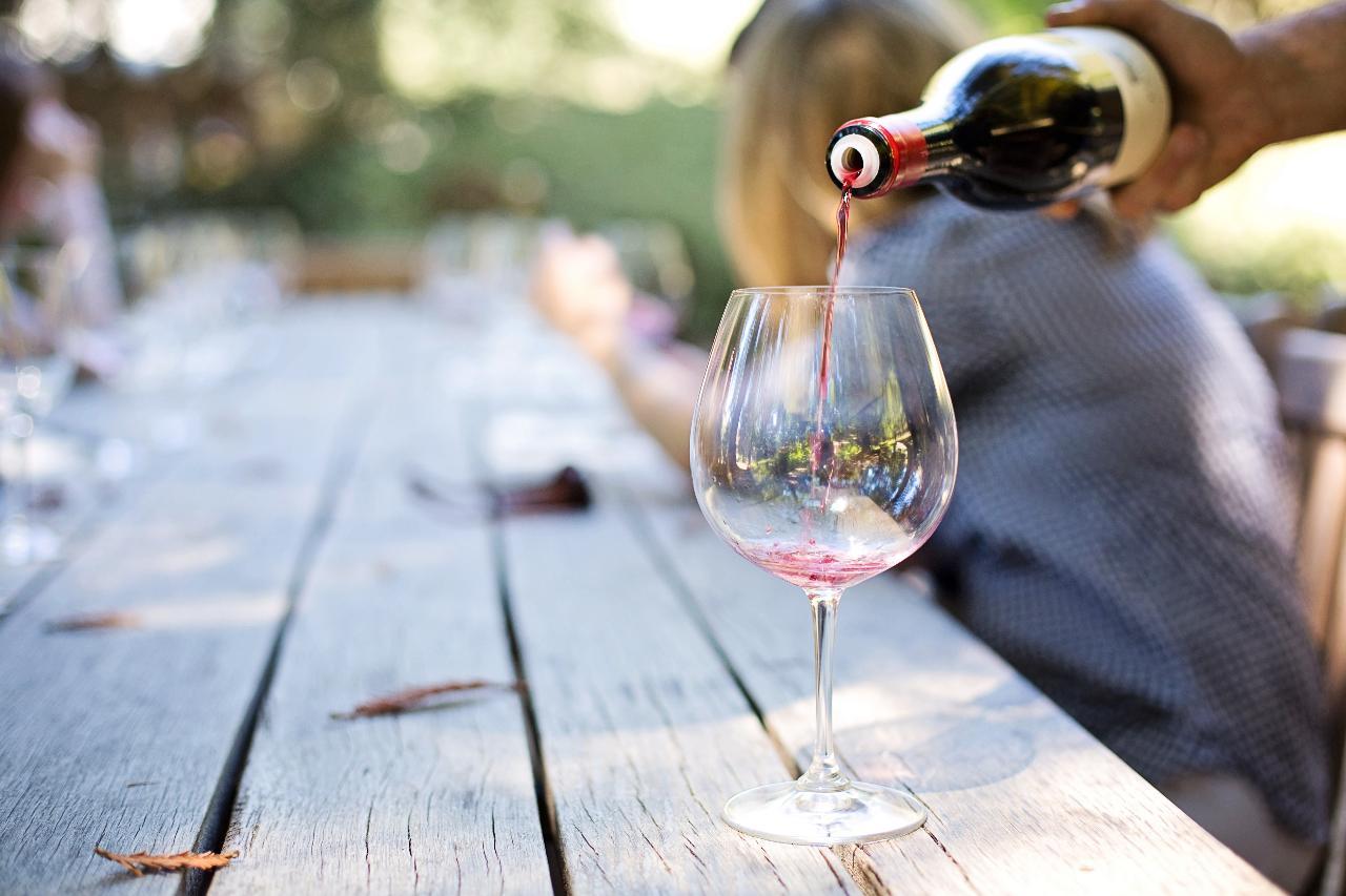 WINE TASTING & WATERFRONT DINING