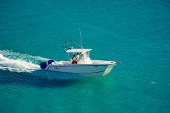 Espiritu Santo 27 Ft. Boat