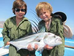 3 Day Sportfishing - San Evaristo