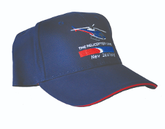 The Helicopter Line Cap