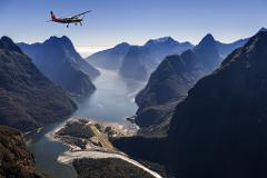 Milford Fly Cruise Heli