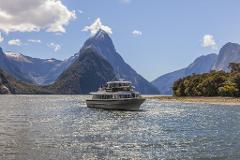 Milford Sound with Cruise