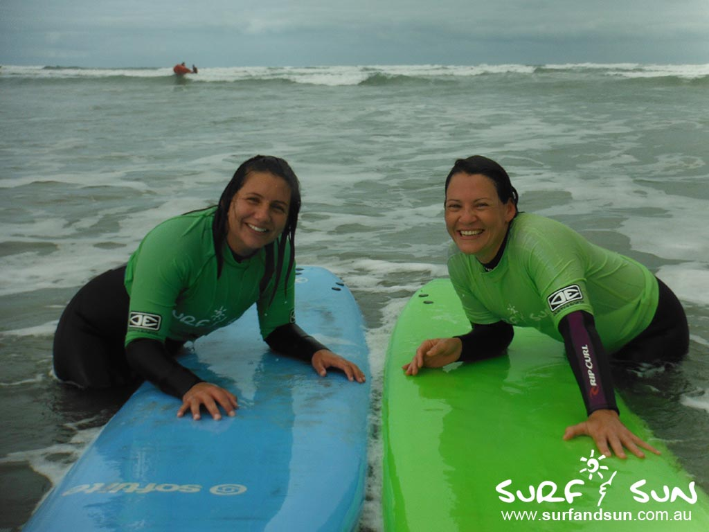 Surf & Yoga Retreat