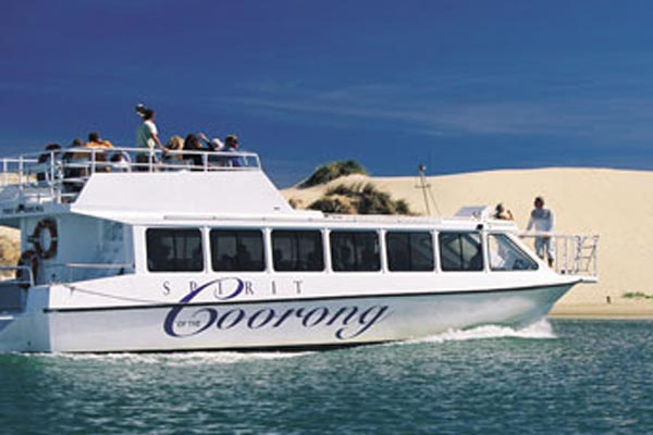 Spirit of the Coorong Boat Tour