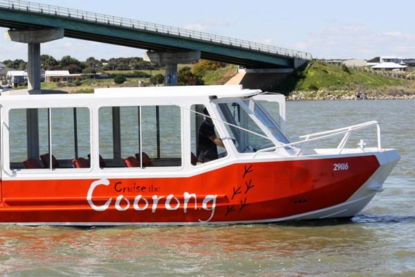Cruise the Coorong Boat Tour