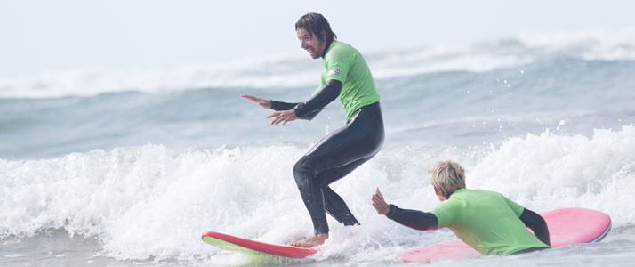 Multi Surf Lesson Package Deals