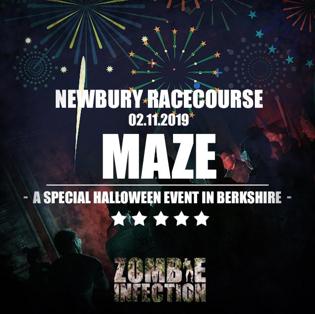 Newbury Racecourse - Zombie Infection 2019