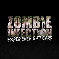 Zombie Infection Experience Gift Card