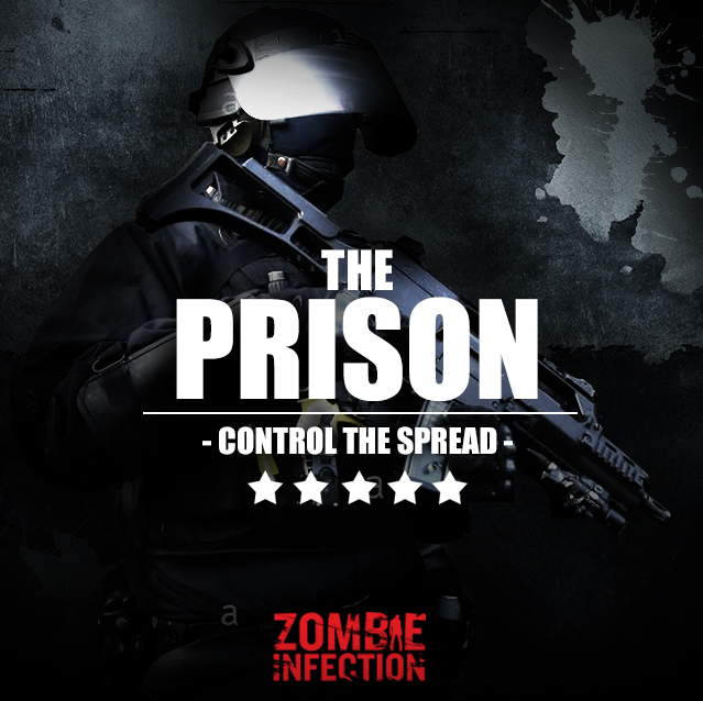 Leicestershire - The Prison: Age 18+