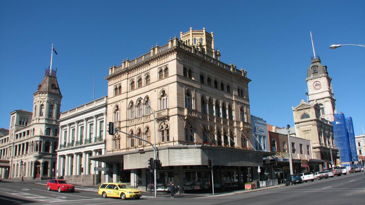 Ballarat Walking Tours