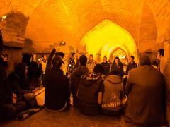 Midnight in Isfahan