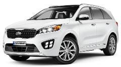 Rental Car - KIA Sorento