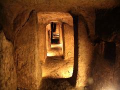 The Underground city of Nushabad, Kashan