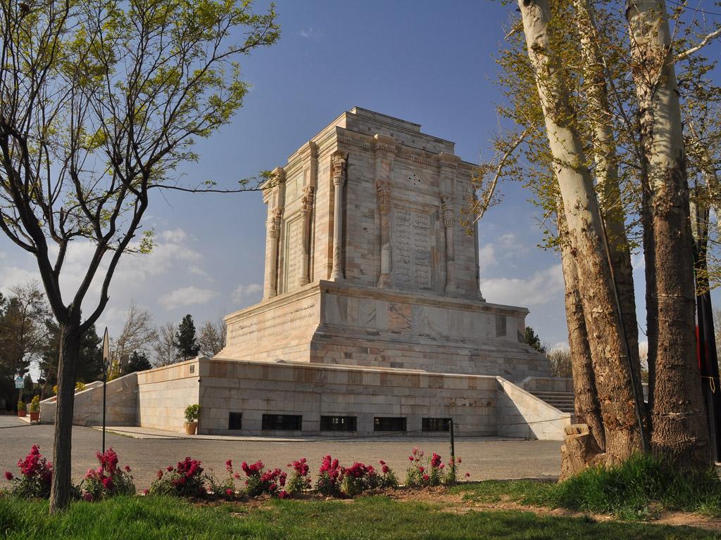 The Tomb of Ferdowsi - Mashhad, Iran