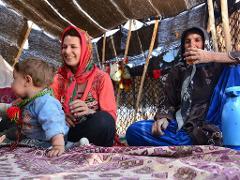 Qashqai village & Eghlid
