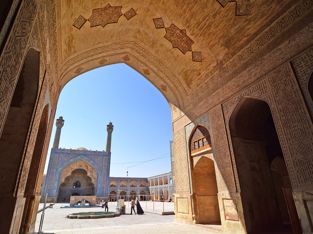 Influential Dynasties in Isfahan, Iran