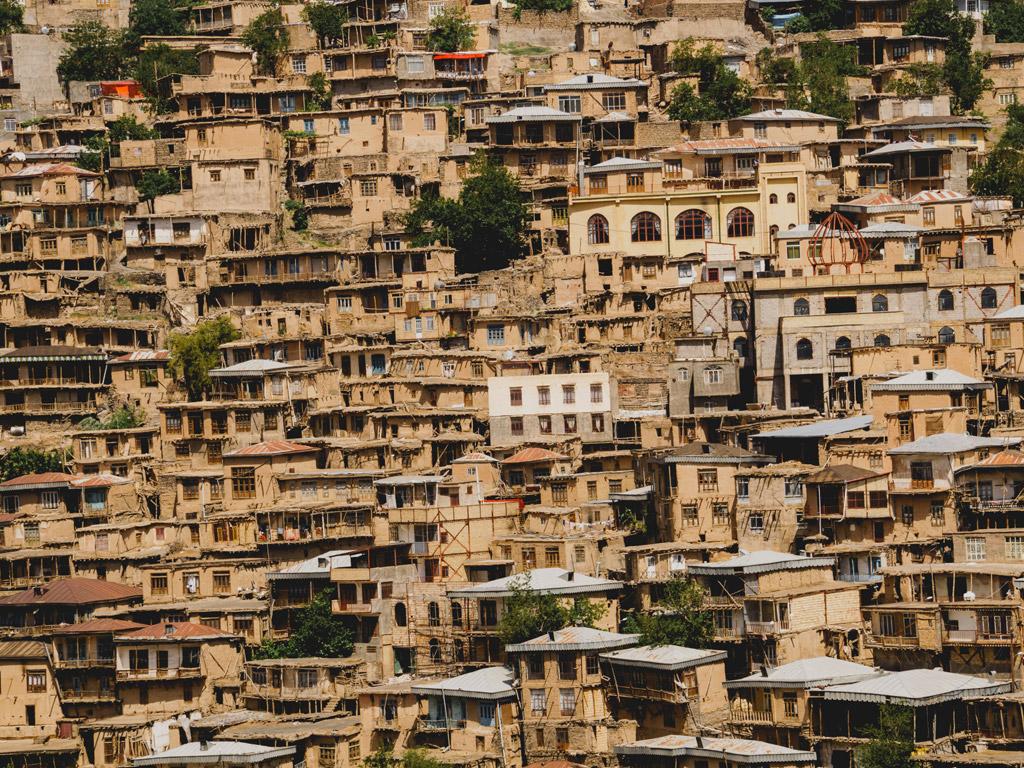 Kang Village Near Mashhad, Iran