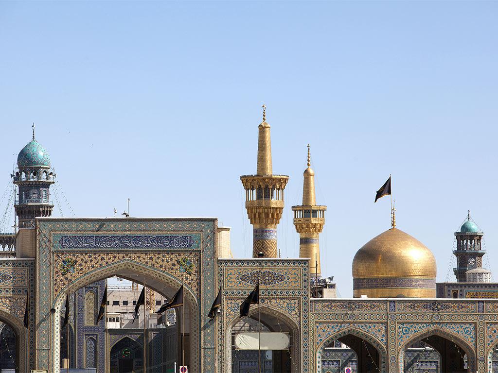 Imam Reza Holy Shrine - Mashhad, Iran