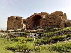 Sassanid Landscape of Fars