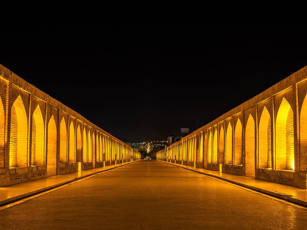 Isfahan's Nightlife - Isfahan, Iran