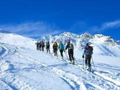 Dizin Ski Resort Tour