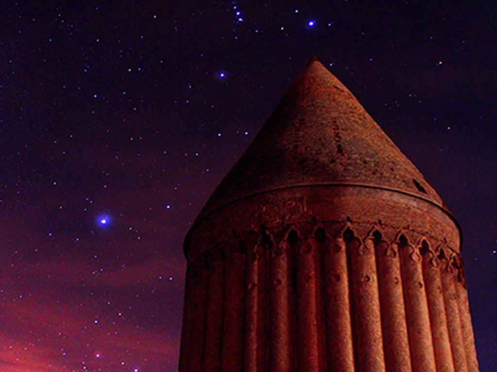 Radkan Tower Night Tour - Mashhad, Iran