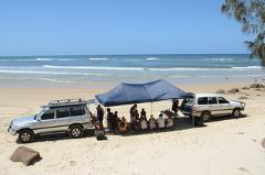 Remote Fraser Island Experience and Unique Fraser package