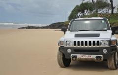 Hummer Fraser + Remote Fraser Island and Whale Experience Package