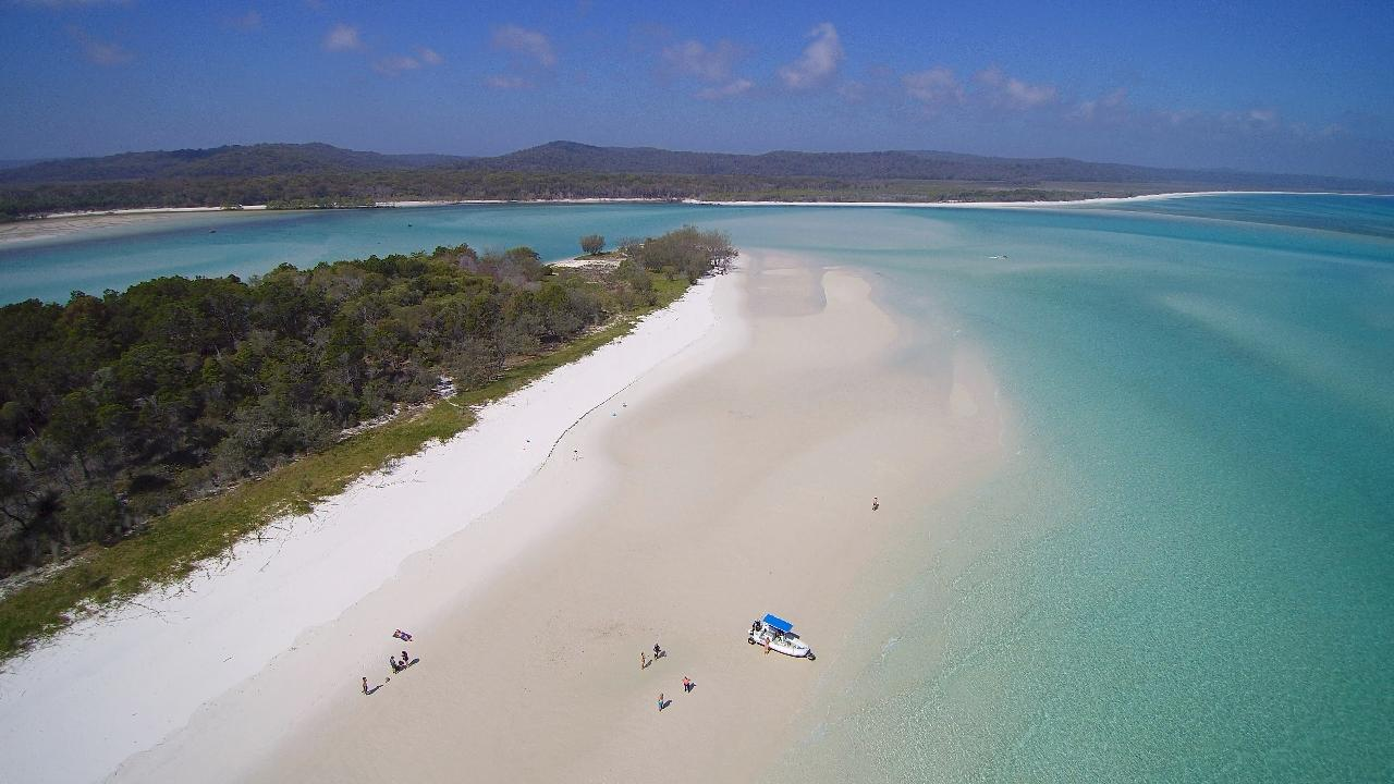Remote Fraser Island and Whale Experience + Half Day Whale Watching Encounter
