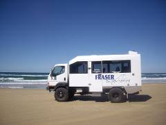 Fraser Experience + Remote Fraser Island and Whale Experience Package