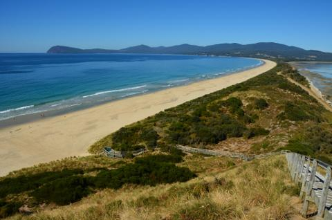 Bruny Island Private Scenic Tour – includes helicopter flight and lunch Tasmania Australia