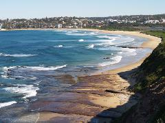 Sydney Beach Tour - private tour includes lunch