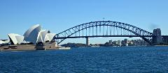 Sydney Harbour Cruise - private cruise includes morning tea