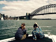Journey Sydney's Harbour and City