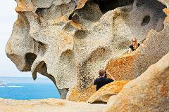 Kangaroo Island - Flinders Chase National Park & Remarkable Rocks – Small Group Shared Tour (max 12 people)