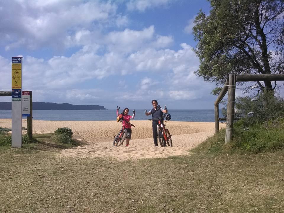 Pearl Beach Easy Trail Ride
