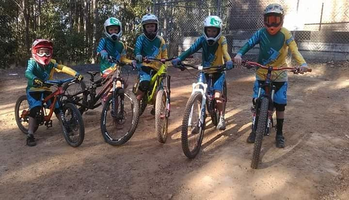 Kids Ourimbah Guided Ride