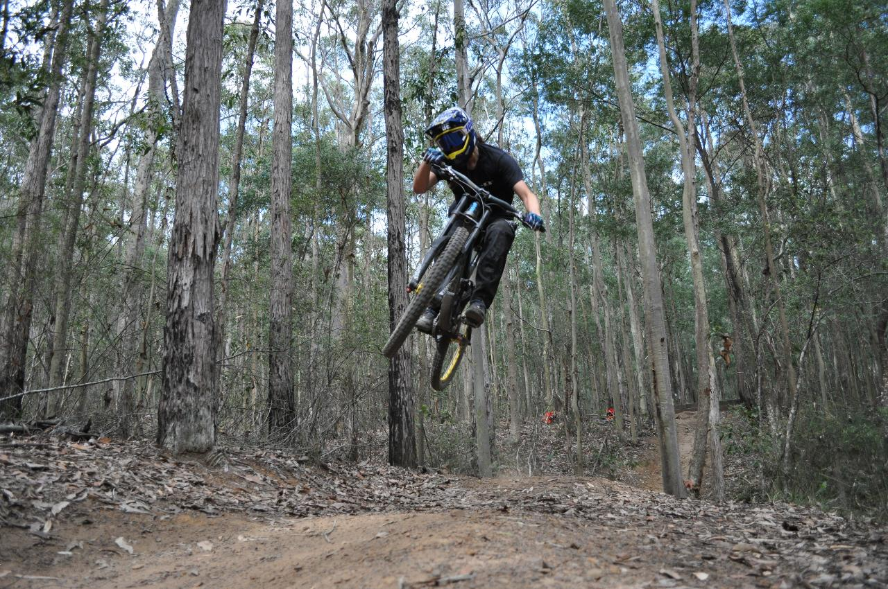 Ourimbah Guided Ride Progression Session w/ Shuttle (BYO Bike)