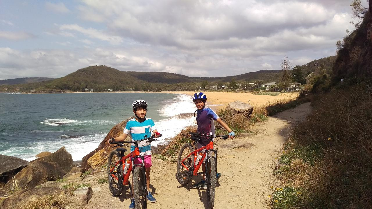 Gosford to Ettalong Self Guided Foreshore Cycleway Tour