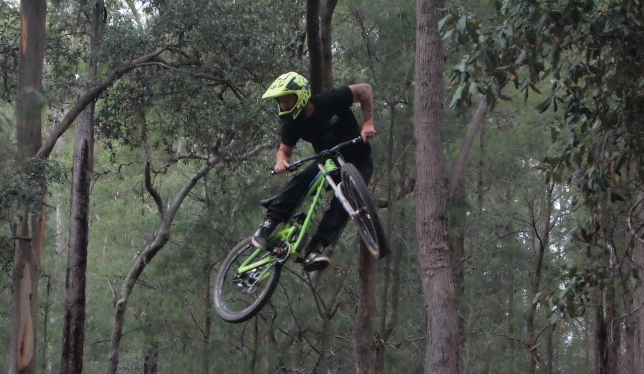 Bike-A-Palooza - Ourimbah Uplift Shuttles, BBQ & TrailShare Dirt Jumps!
