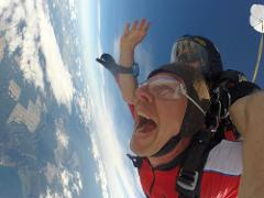 18,500ft Gift Voucher - Weekday Skydive