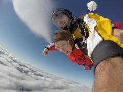 Skydive with Pick up from Rotorua