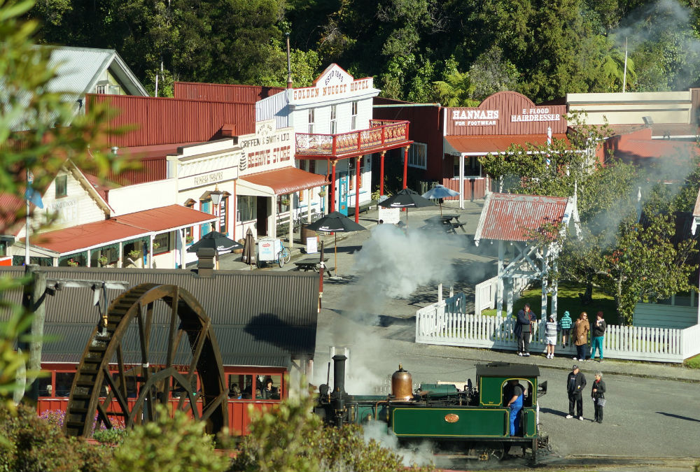 Shantytown Heritage Park & Monteith's Brewery Tour Package