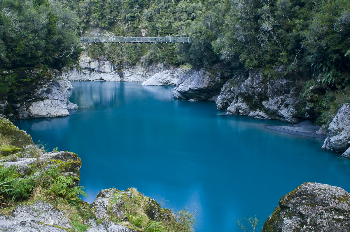 Explore Hokitika Gorge & Tree Top Walkway
